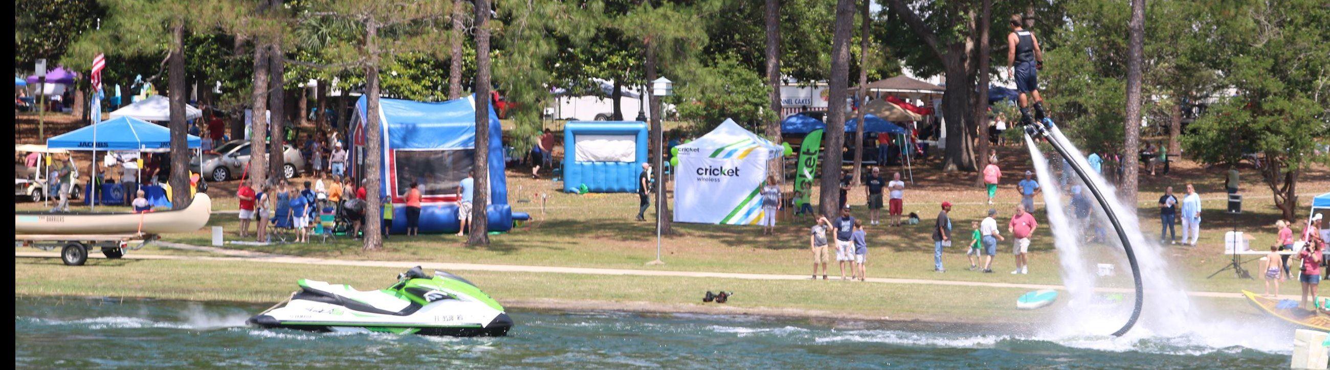 lucky lake festival