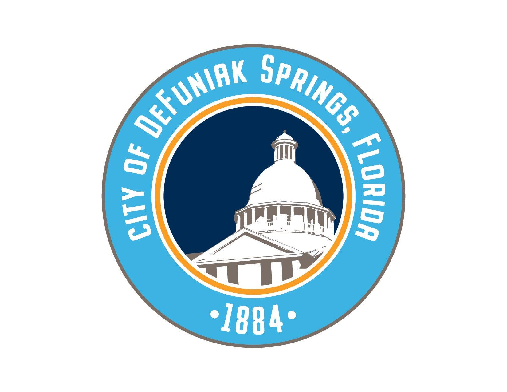 City of DeFuniak Springs LOGO 2019