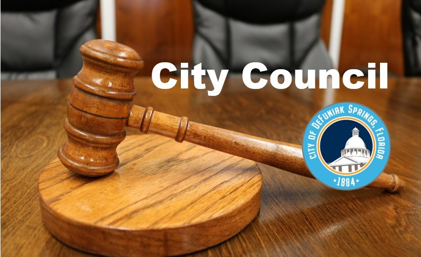 "gavel with words above ""City Council"""