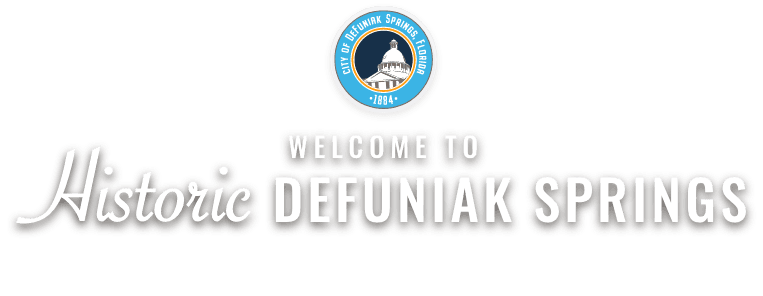 Welcome to Historic Defuniak Springs