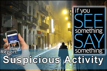 See Something - Say Something